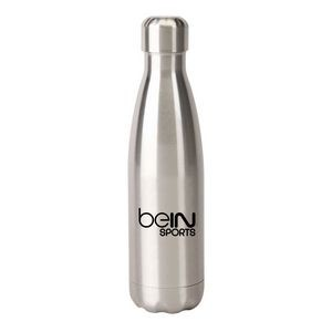 17 oz. Stainless Steel Vacuum Insulated Bottle